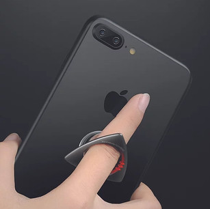 情境攝影 - 手機指環
