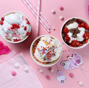 情境攝影 - 冰淇淋甜點