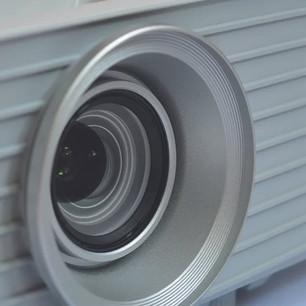 情境攝影 - 投影機
