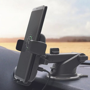 情境攝影 - 車用手機架