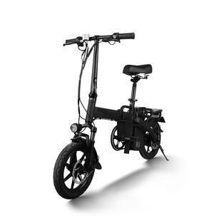 商品攝影 - 折疊式腳踏車