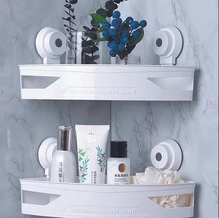 情境攝影 - 浴室置物架