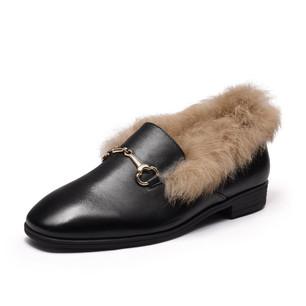 商品攝影 - 絨布皮鞋