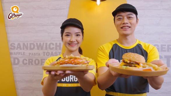 Q Burger  無憂創業人物訪談