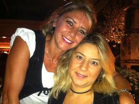 Anneme…