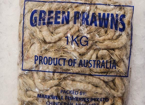 Green School Prawn (1 Kg)