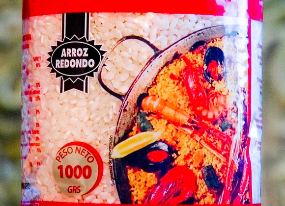 Arroz cebola-Paella Rice 1 kg