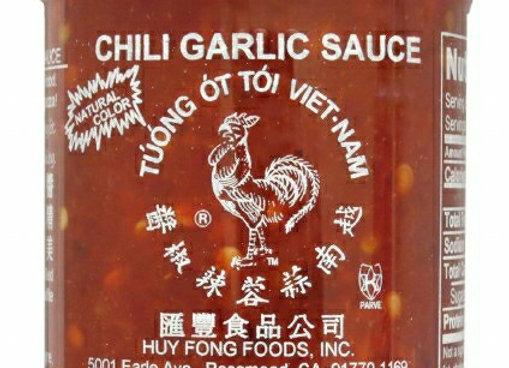 Chili garlic sauce 226 Grams