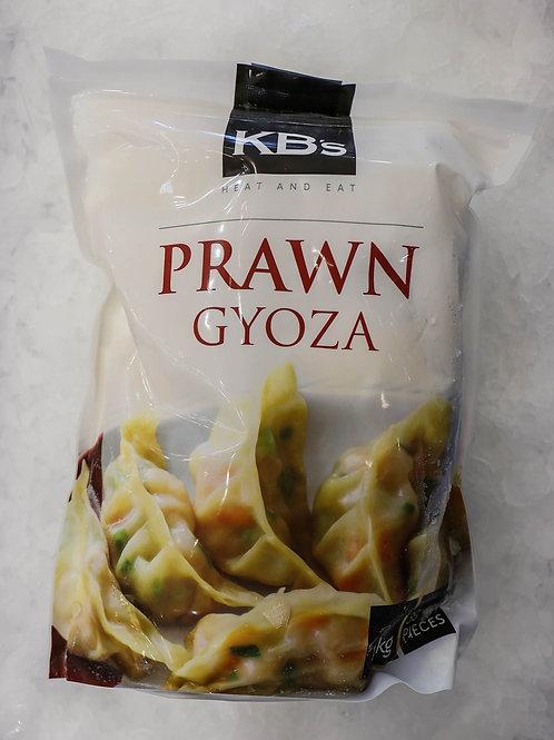 KBS Prawn Gyoza