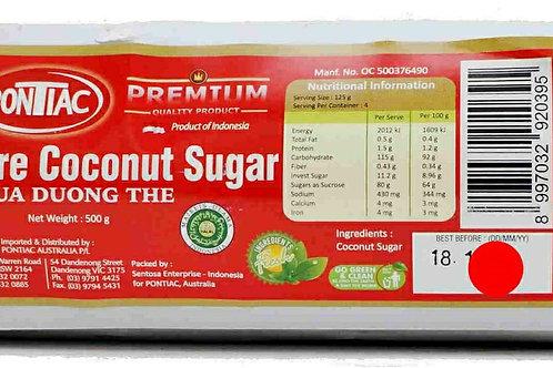 Pure coconut sugar 500 grams