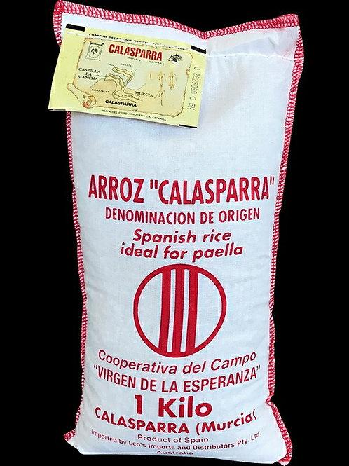 Arroz Calasparra-Paella Rice 1 Kg