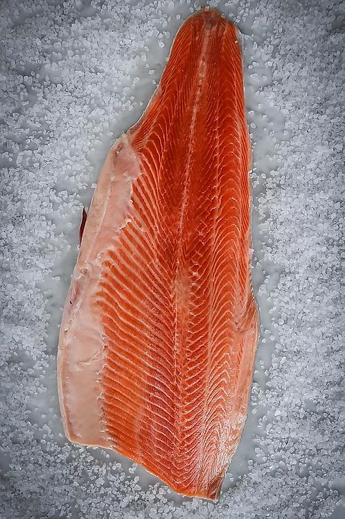 Ocean Trout Portions - Skin On (500 Grams)