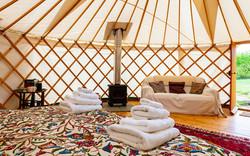 Pippin Yurt Towels