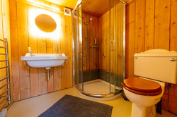 Pippin Yurt Bathroom
