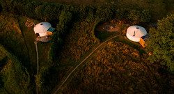 Walnut Farm Aerial