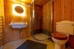 Russet Yurt Bathroom