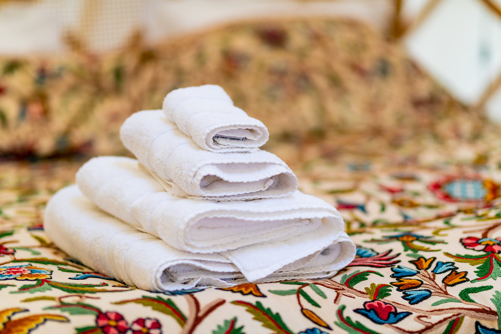 Luxurious Towels