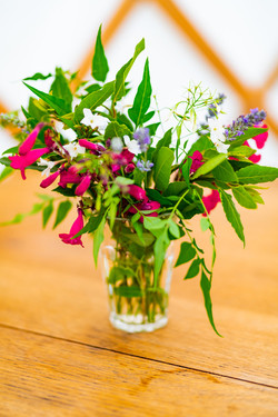 Yurt Flowers