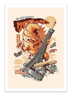 art-poster-the-kaiju-croissant-ilustrata.jpg