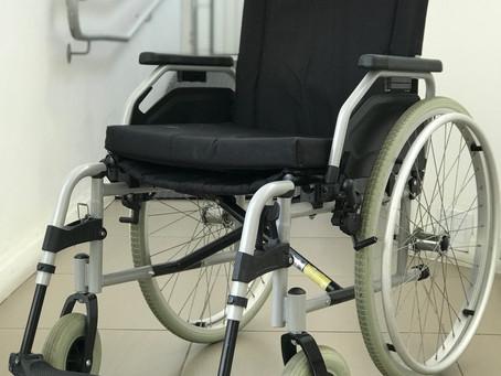 Conheça 8 principais modelos de cadeira de rodas para sua necessidade