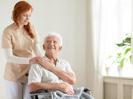 Atribuições de um Cuidador de idosos