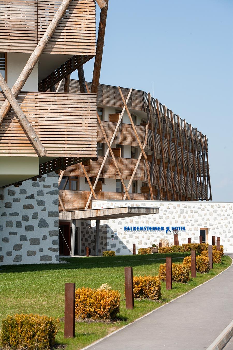 Falkensteiner Architektur