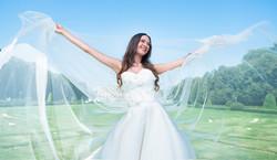 Modefotografie - Hochzeits-Shooting