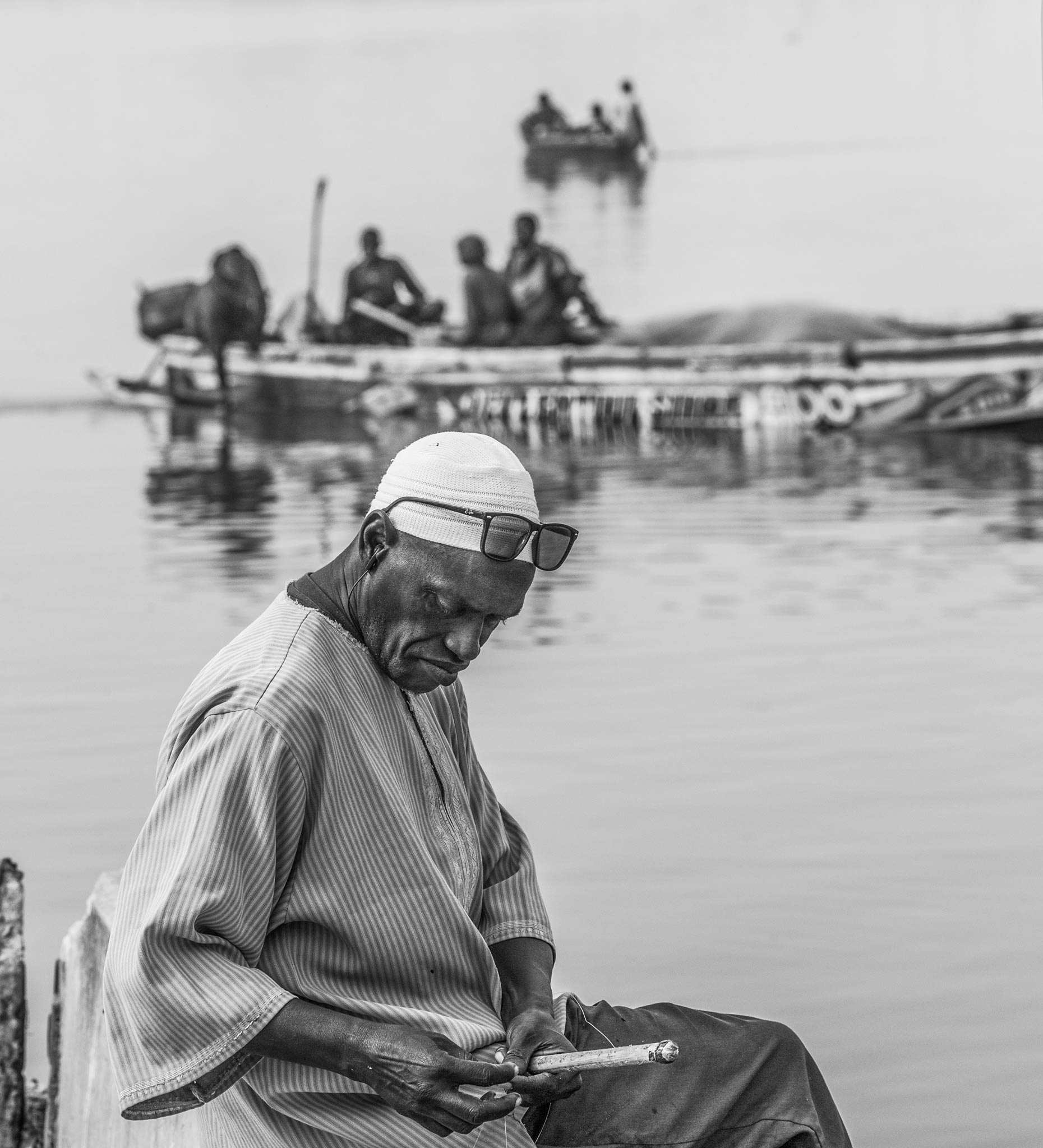Fischer Senegal