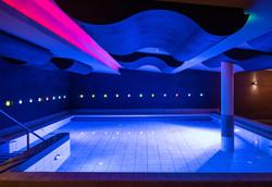 Architekturfotografie Therme Aqua Salza