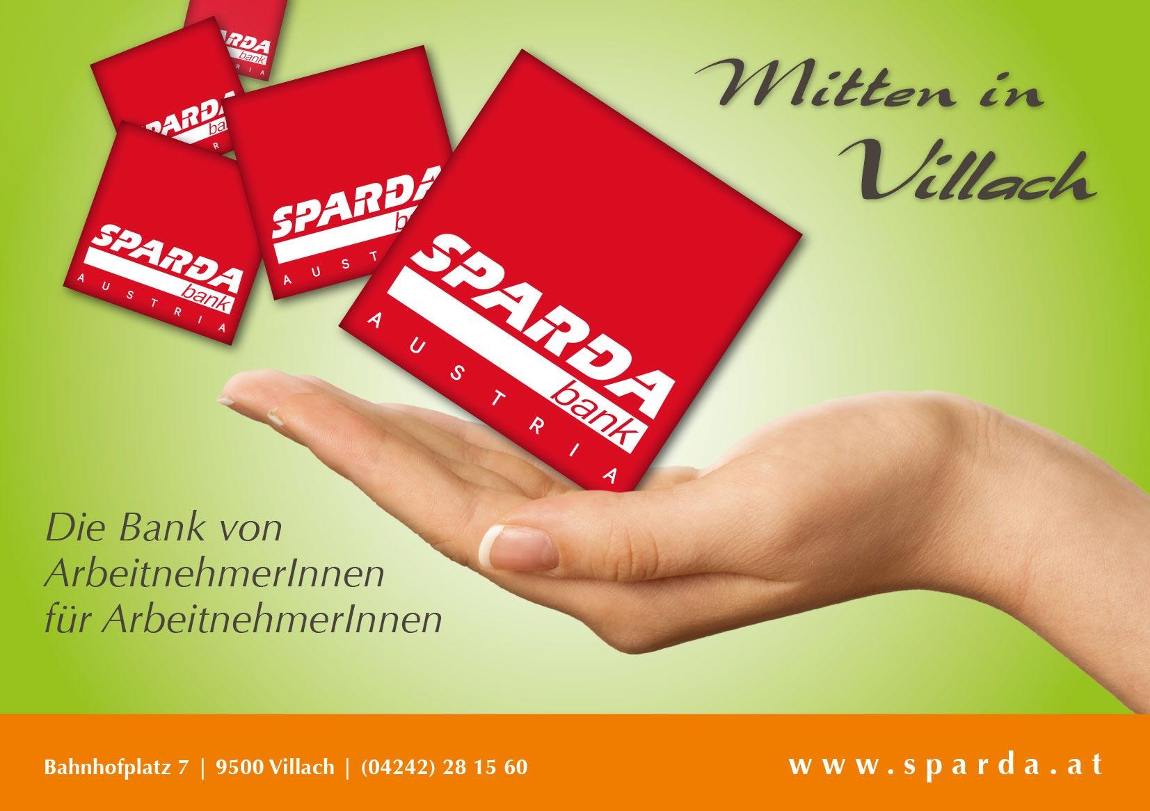 Sparda Bank Werbekampagne