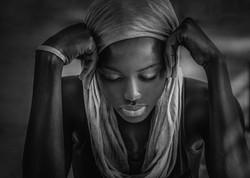 Schwarzweiß Fotografie in Senegal