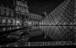 Architekturfotografie Louvre - Paris