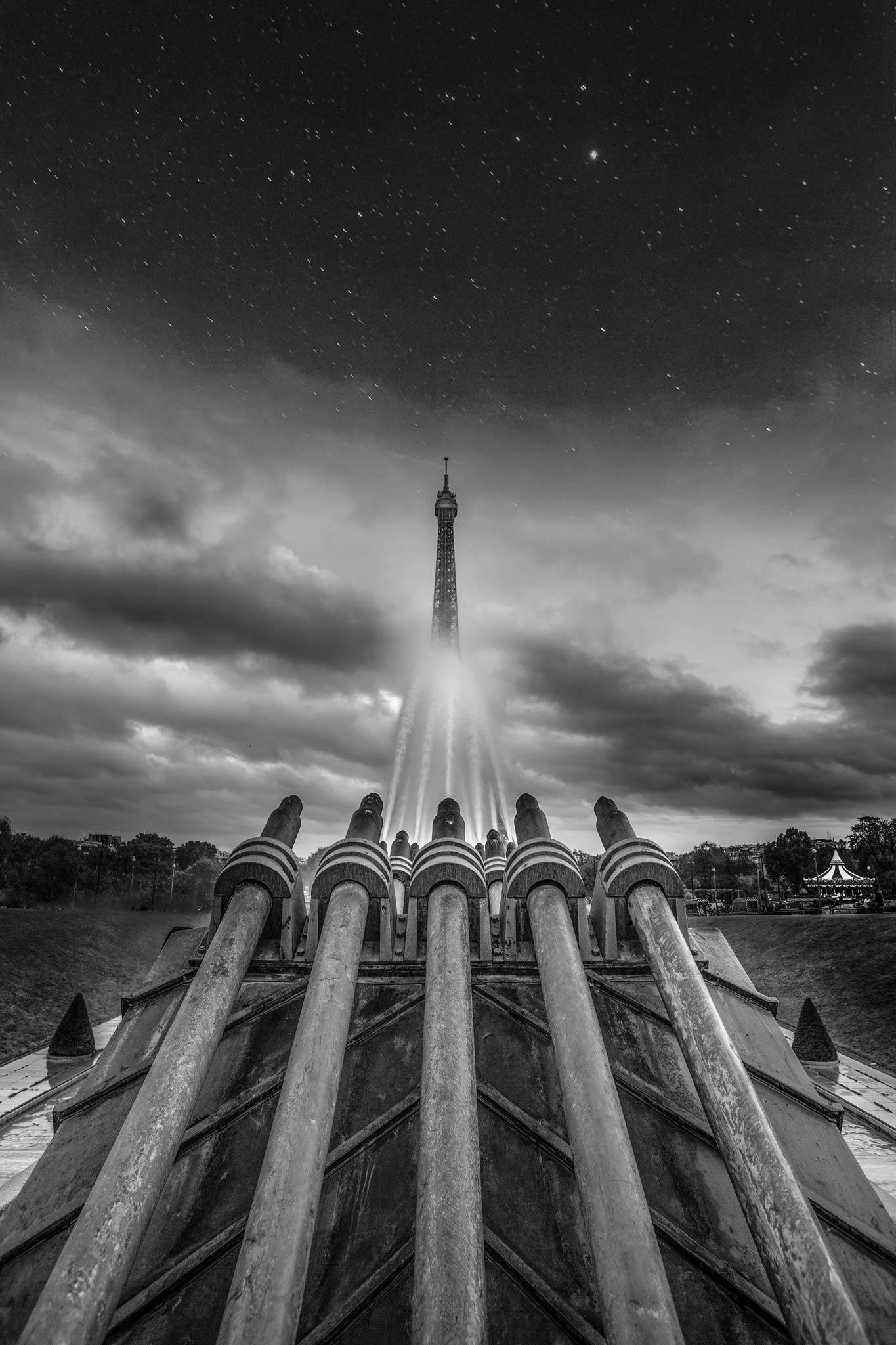 Eiffelturm Paris / Reisefotografie