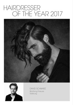 Fotografie für Blickfang: Hairdresser of the year