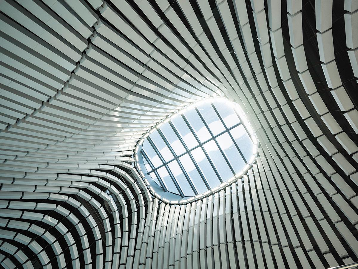 Paracelsusbad Architektur