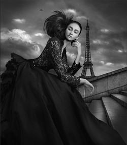 Modeshooting - Das Kleid