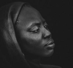 Portrait in Senegal Fotoreise