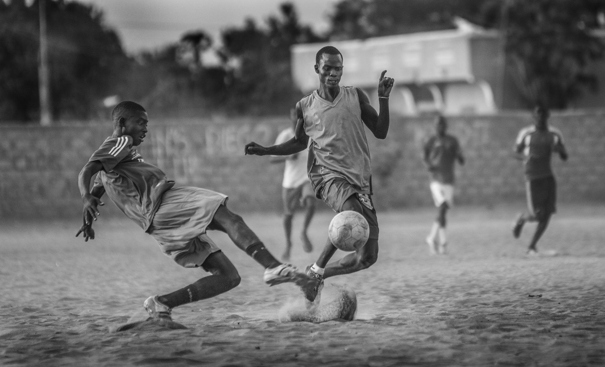 Fussball Afrika