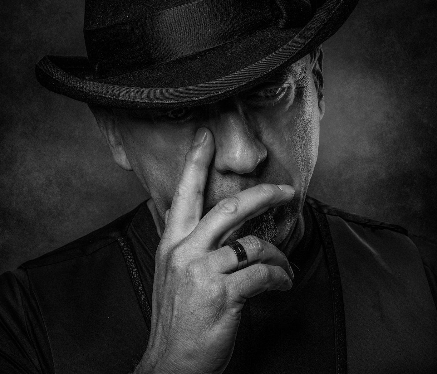 Jimmy Musik - Portrait Künstler