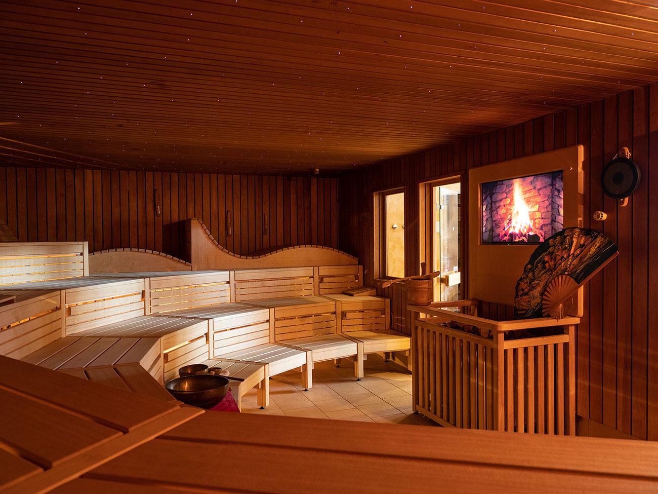 Interieur-Fotograf für Therme Aqua Salza