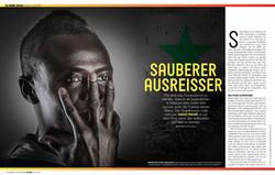 Business Portrait - Schweizer Sportmagazin