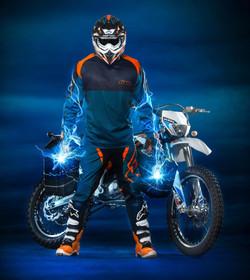 Werbefotograf für KTM