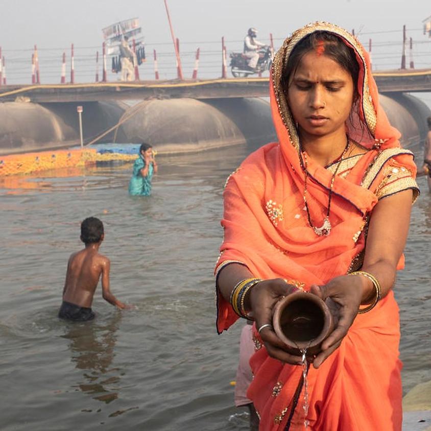 """Vortrag: Das größte Fest der Welt - Indiens """"Kumbh Mela"""""""