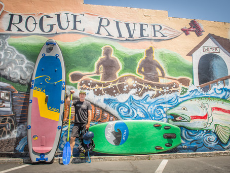 Rogue River SUP