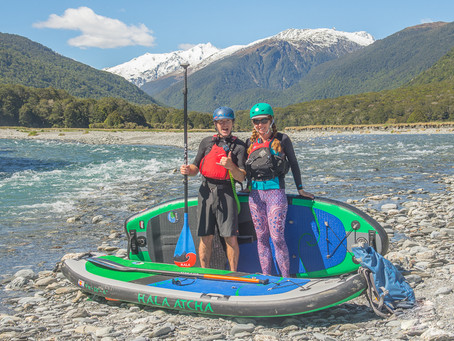 SUP NEW ZEALAND (week two)
