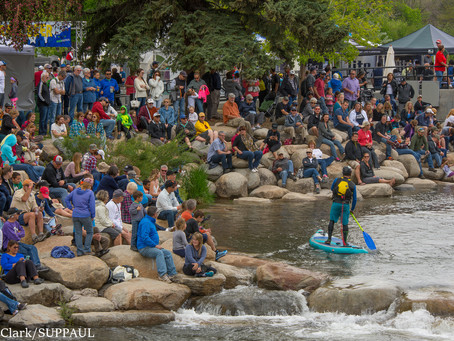 List of Whitewater Parks