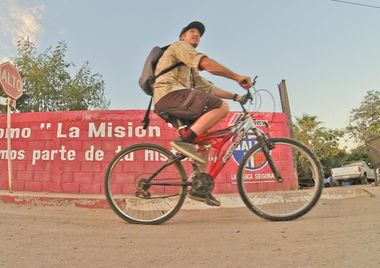 Loreto bike ride