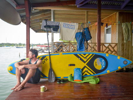 Panama: A paddle board adventure