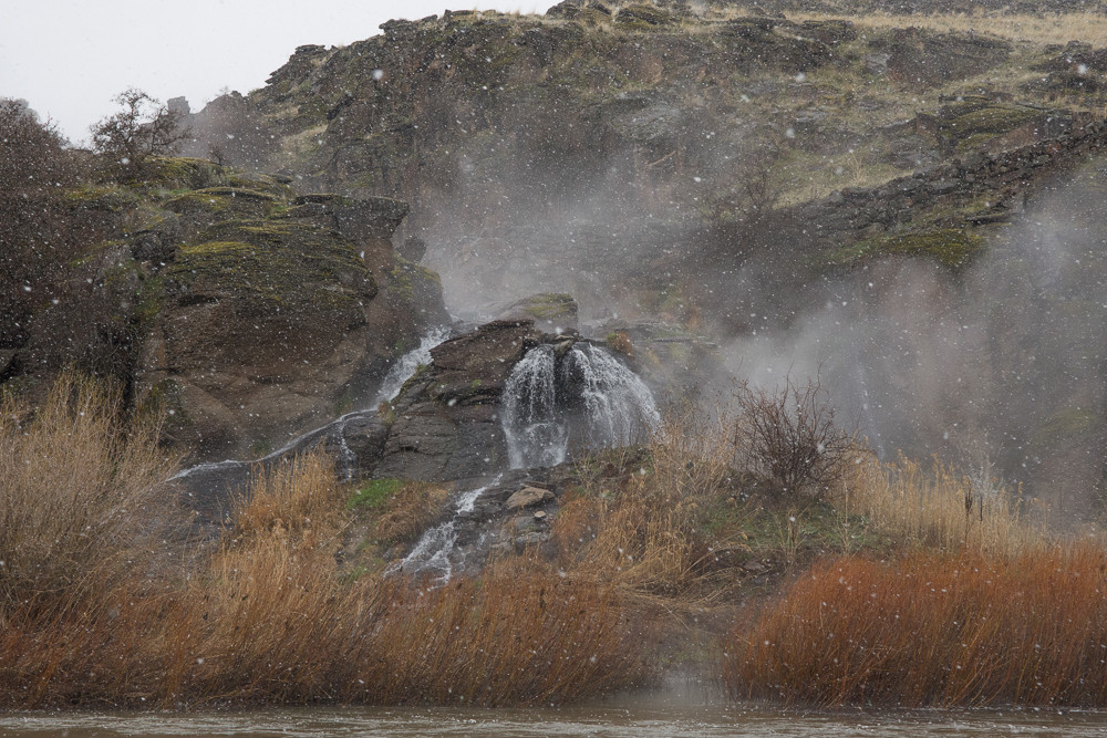 Owyhee River Hot Springs
