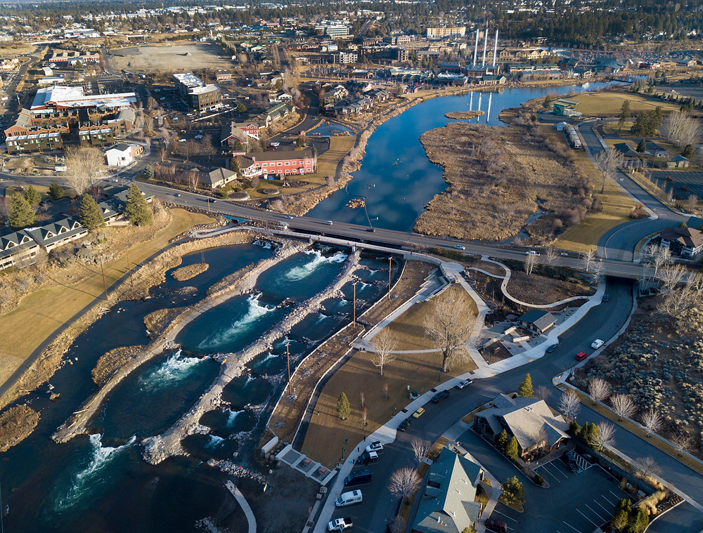Bend Whitewater Park photo by Paul Clark SUPPAUL